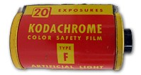 Kodachrome Canister