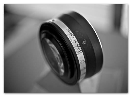 Photo Series: Lens Studies