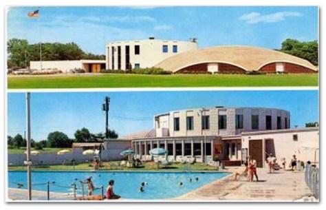 Elks Lodge 946 Tulsa Postcard