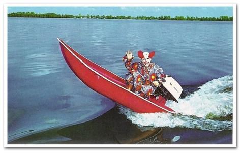 Boating Clown 1