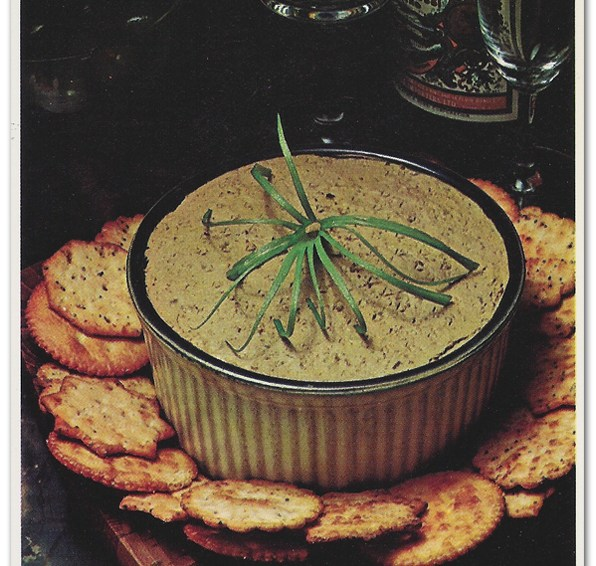 Awful Food: Chicken Liver Mousse