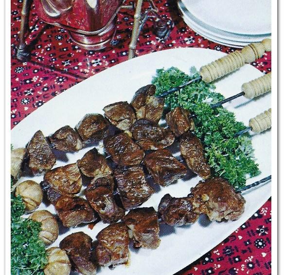 Awful Food: Lamb Kebabs
