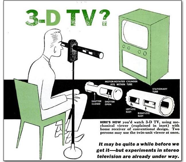 3-D TV?