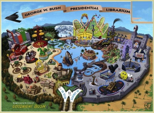 Bush Librarium