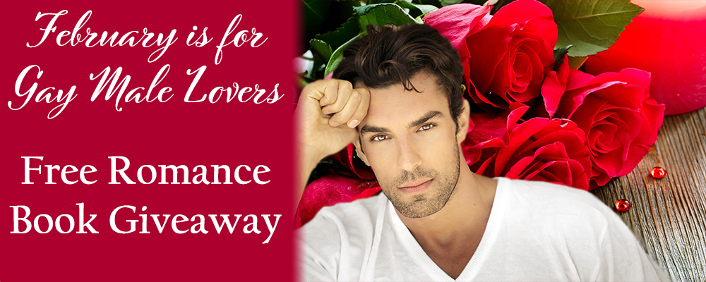 February Gay Male Book Giveaway