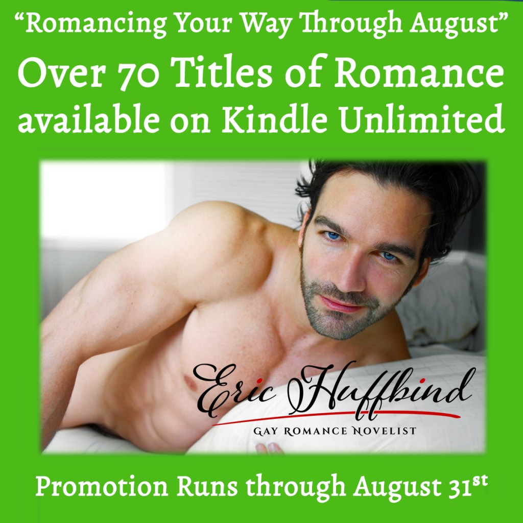 Romancing Your Way Through August