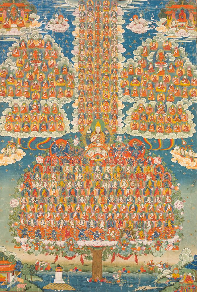 Field of Accumulation (Tsongkhapa)