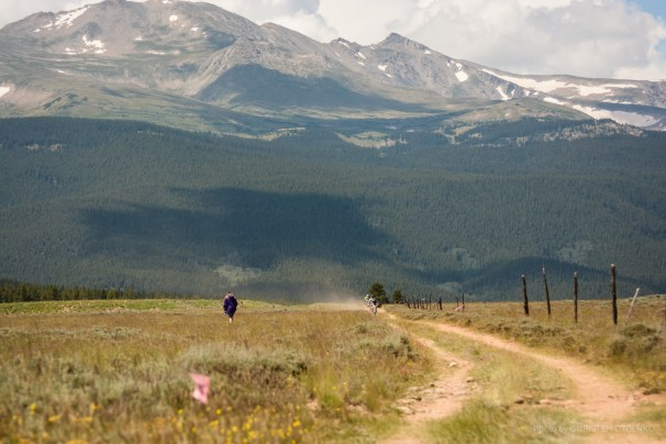 The Leadville Trail 100 MTB