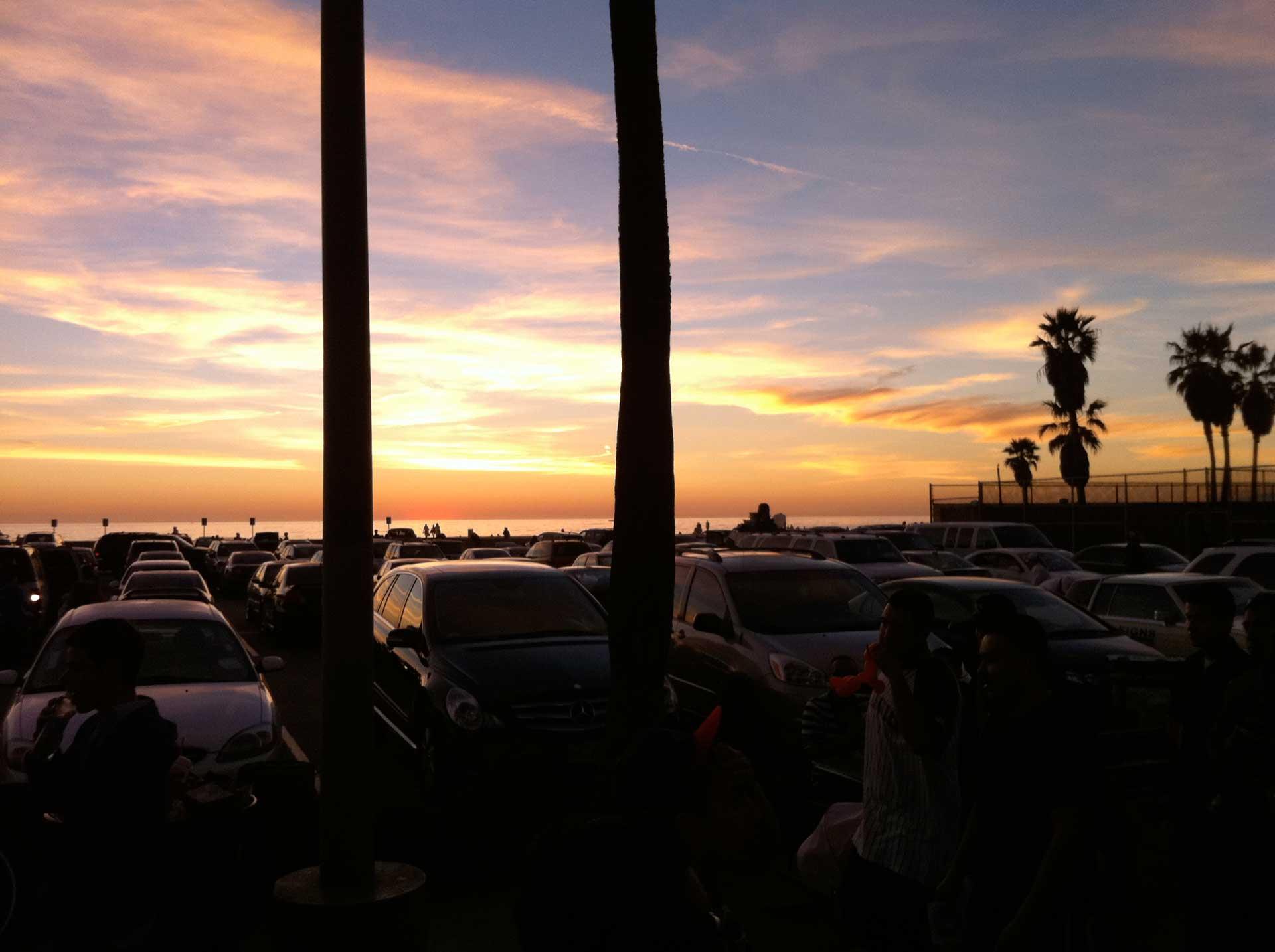 Twin Palms, Santa Monica, CA