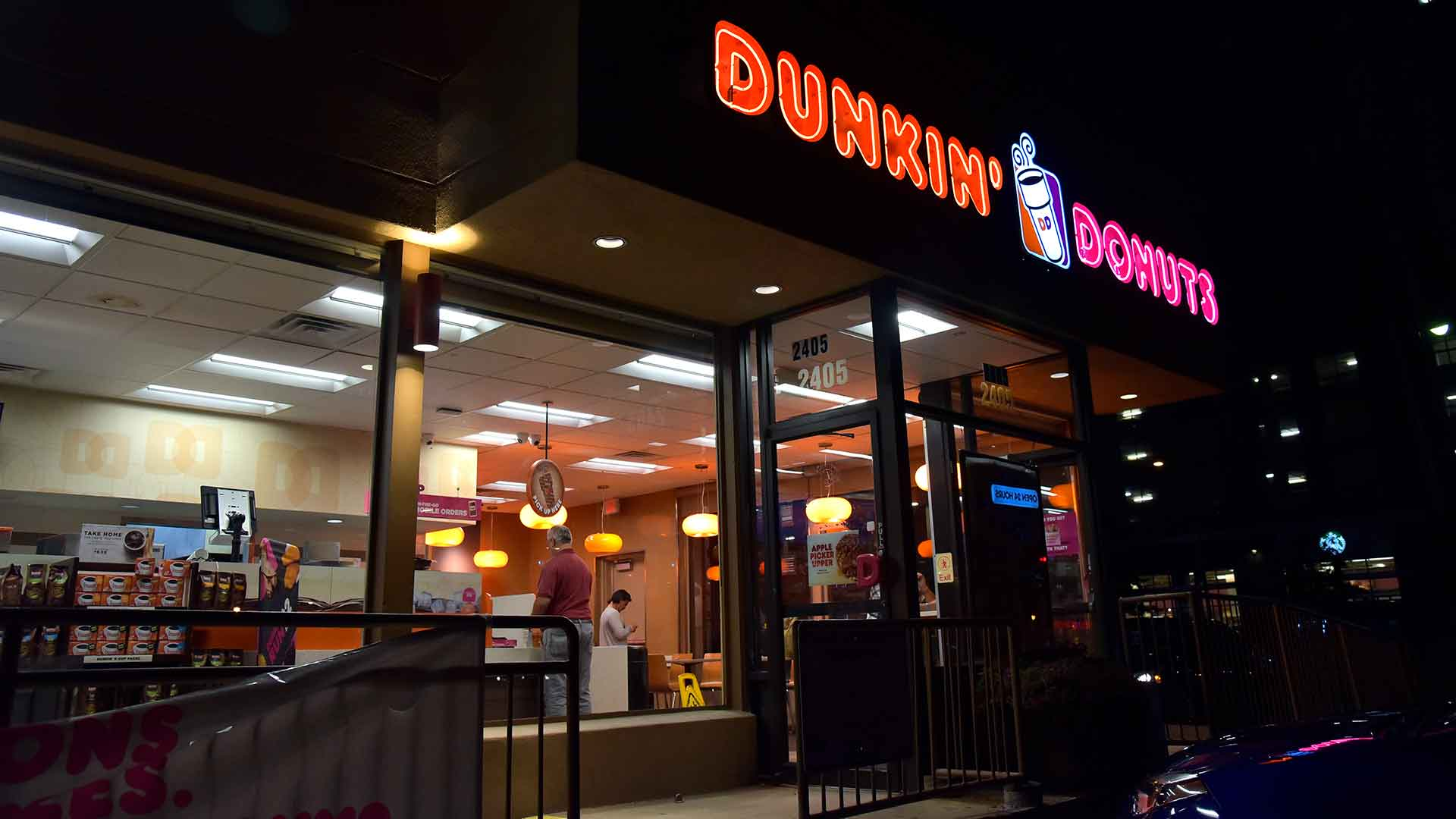 Dunkin' Donuts, Washington, DC