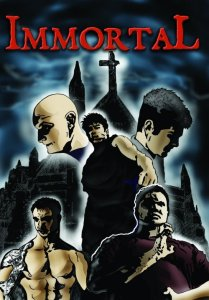 Immortal DVD Cover