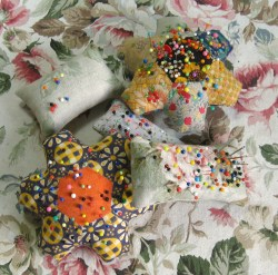 pin cushion collection