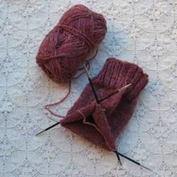 Jamiesons of Shetland socks