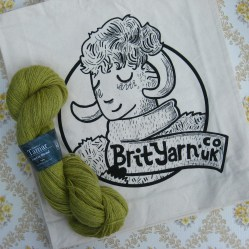 prize from Brit Yarn