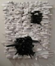 Noir et blanc - 70x90cm