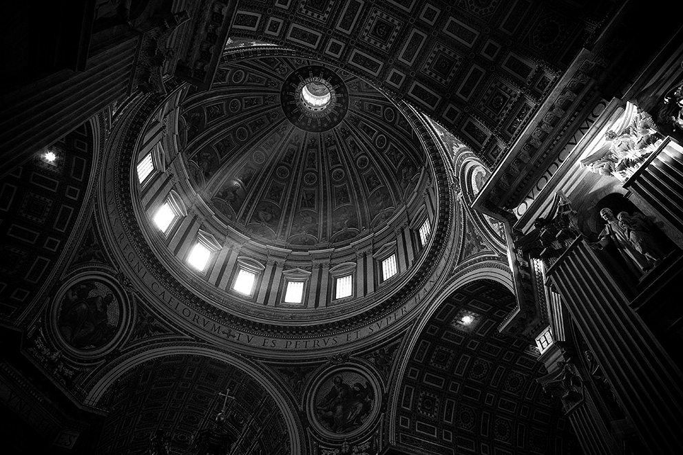 """Sacred Light"" - The Vatican, 2009"