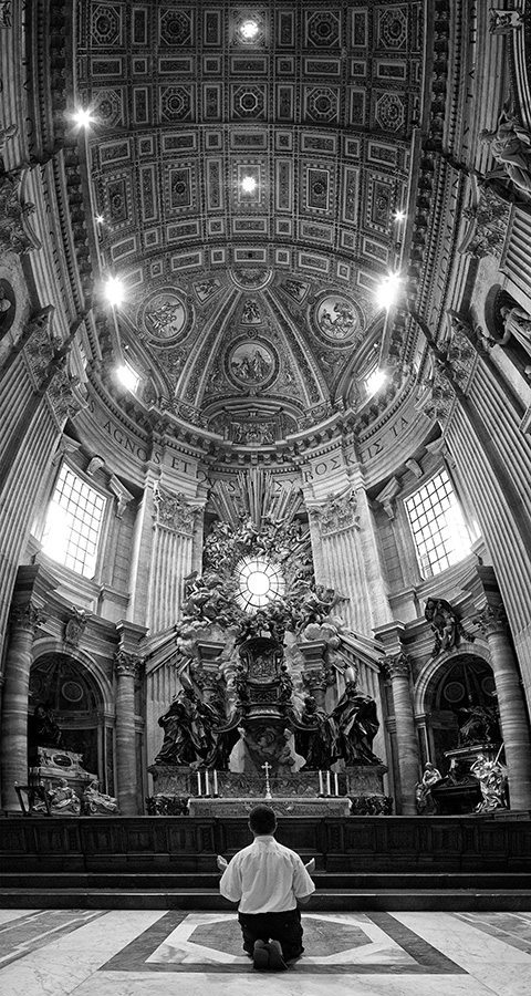 Deliverance. The Vatican, 2009