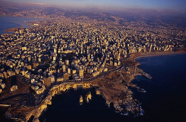 Heading to Beirut, Lebanon to teach my street photography workshop!