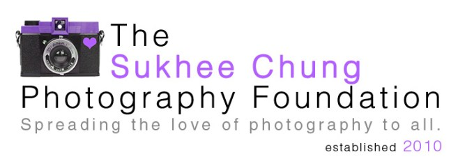 Announcing the Sukhee Chung Photography Foundation
