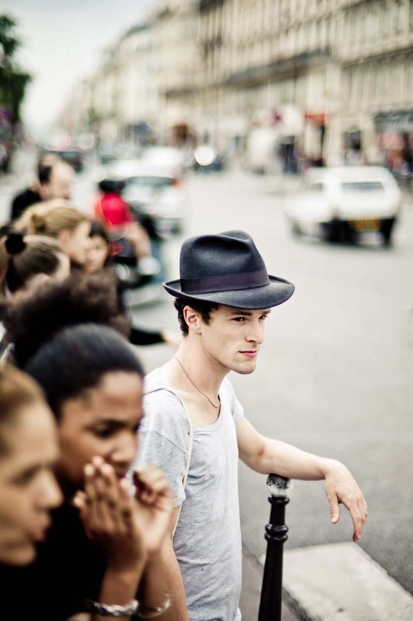 Featured Street Photographer of the Week: Yanidel