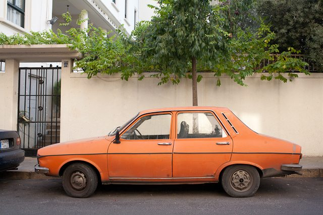 [Photo Essay] Colorful Cars from Beirut, Lebanon