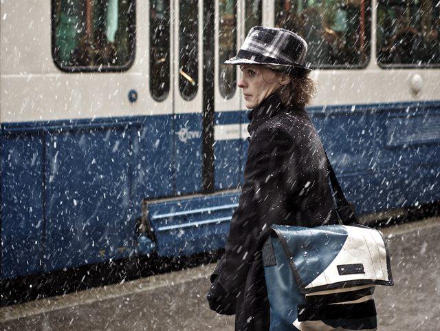 """""""Blue & White"""" - Zürich, Switzerland 2010"""