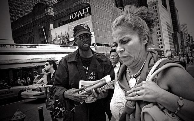 Exclusive Interview with Joe Wigfall, New York Street Photographer