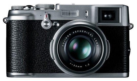 Fujifilm FinePix x100 Camera. Truly Gorgeous.