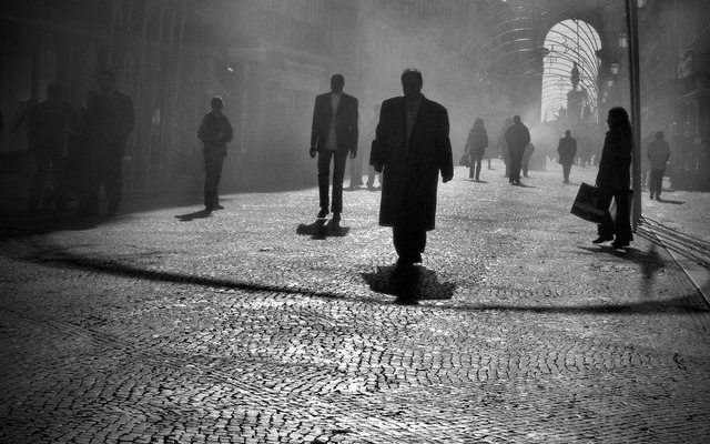 Interview with Rui Palha, Black and White Street Photographer Extraordinaire from Lisbon