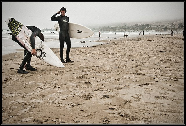 """""""Surf Bros"""" - Keith Chastain"""