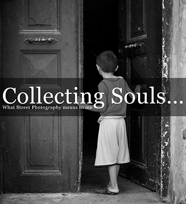 """Download Thomas Leuthard's (85mm) NEW Street Photography Book: """"Collecting Souls: What Street Photography Means to Me"""" For FREE!"""