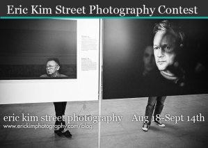 Eric Kim Street Photography Contest