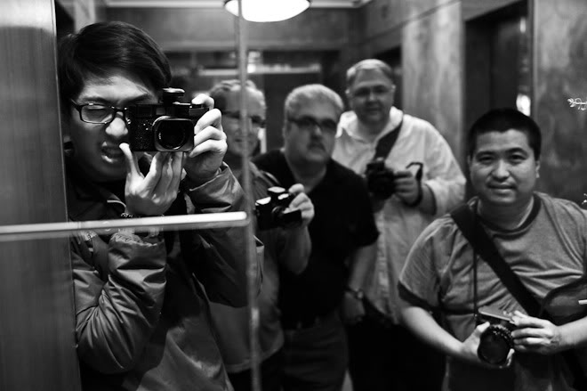 Studying the Masters: A Recap of my Intermediate Street Photography Workshop in San Diego