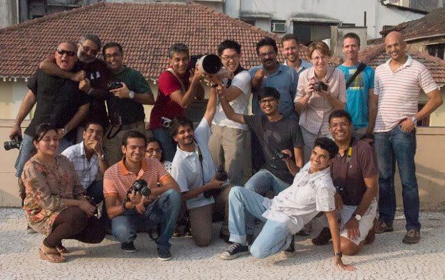 Mumbai, India Street Photography Workshop Recap (Batch 1)