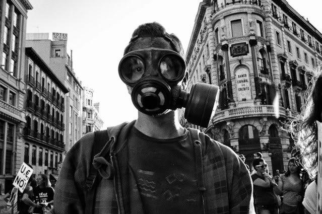Emerging Street Photographer: Mattias Hyde from Madrid