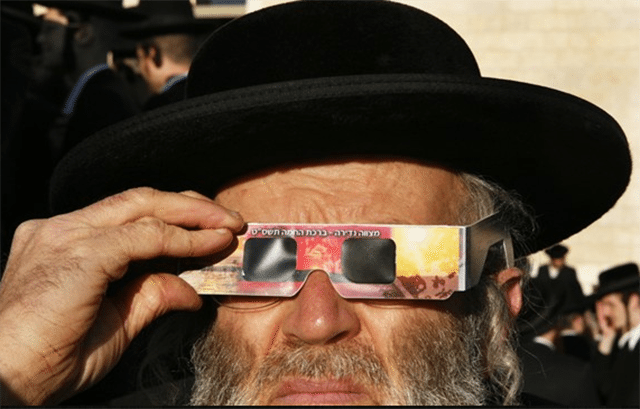 An Inside Look Into the Life of Ultra-Orthodox Jews in Israel by Gil Cohen Magen