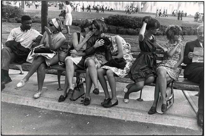 Garry Winogrand, World's Fair, New York City, 1964