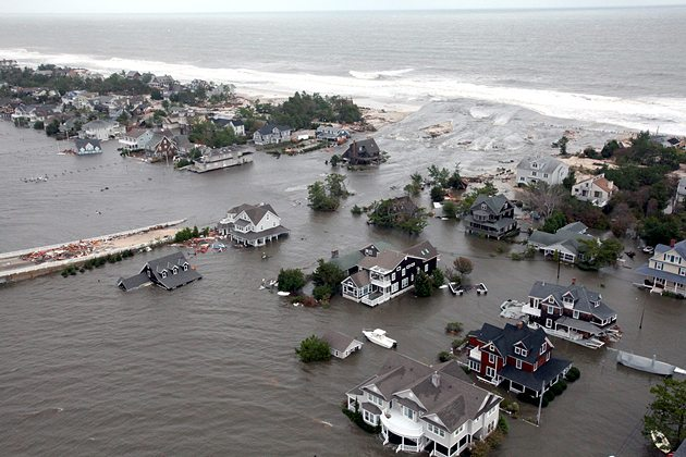 Open Your Heart and Donate to the Victims of Hurricane Sandy