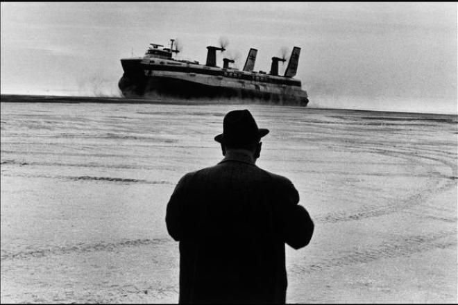 FRANCE. 1973. Nord-Pas-de-Calais. Calais. © Josef Koudelka / Magnum Photos