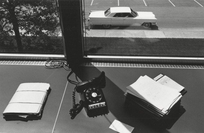 The New Cars © Lee Friedlander
