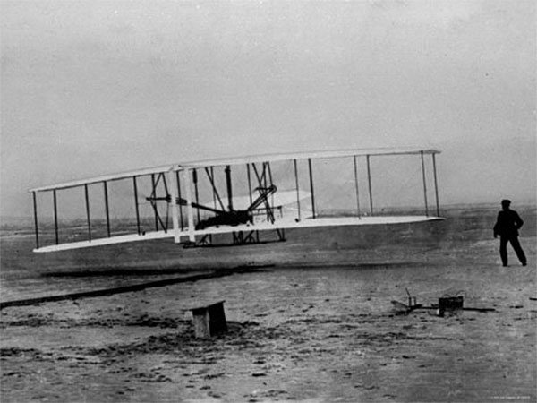 It was only through constant experimentation in which the Wright brothers achieved flight. Did you know they were bike makers, competing against engineers with tons of money-- and still came up on top?