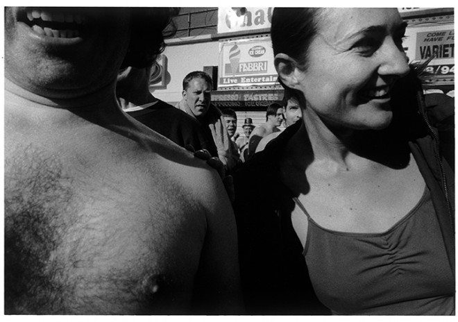 Coney Island, 2004 © Harvey Stein