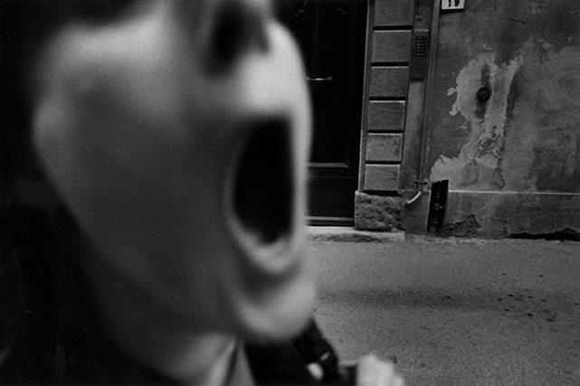 Siena Italy 1996 © Harvey Stein