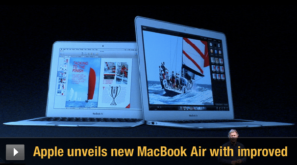 The newest and greatest Macbook Air is out (no surprise, it is better)
