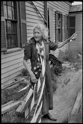 Henri Cartier-Bresson. USA. 1947. Cape Cod, Mass, Independence Day.