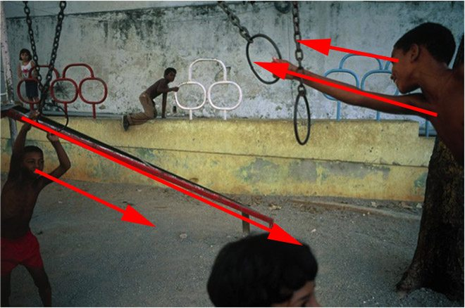 Figure 2a: I am sure he saw something like this when shooting