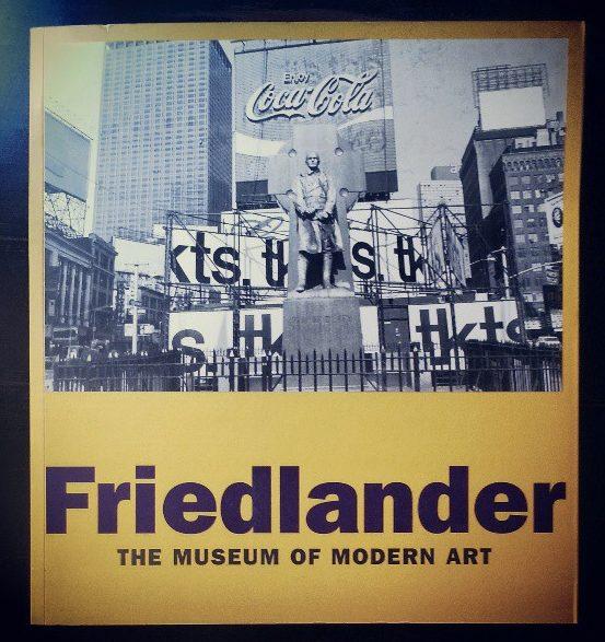 The most in-depth books on Lee Friedlander.