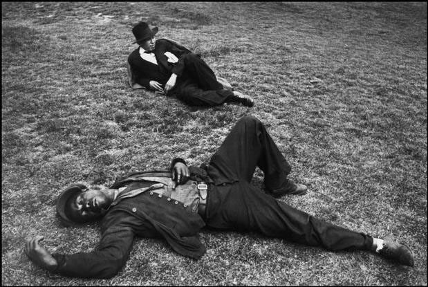 Henri Cartier-Bresson. FRANCE. 1932. Marseille.