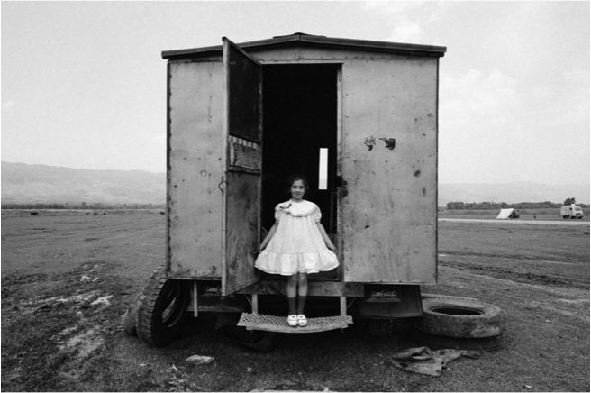 Nikos Economopoulos : TURKEY. Central Anatolia. 1988.
