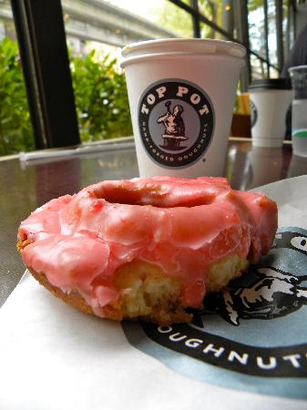 Donut heaven.